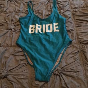 chubbies Swim - Bride swim suit!! 👰🏽👸🏻